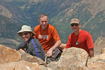 Allan, Rick, Tony. For an earlier 14K: http://www.meadowneck.org/Places/Colorado-14Ks/14k-Quandary-Peak/3083738_9ZBc4D#!i=168345637&k=Sa6PR