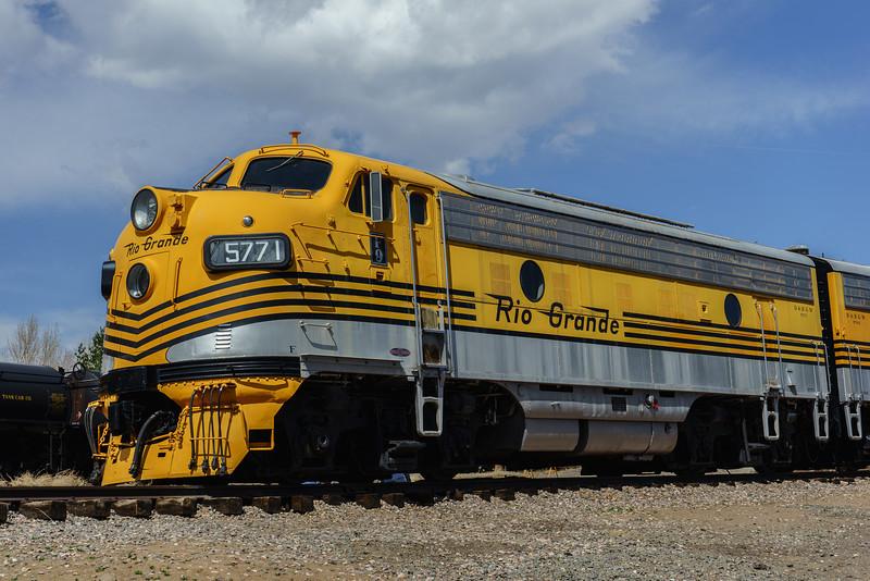 Rio Grande Engine