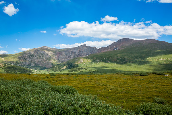 Mt. Bierstadt from Guanella Pass