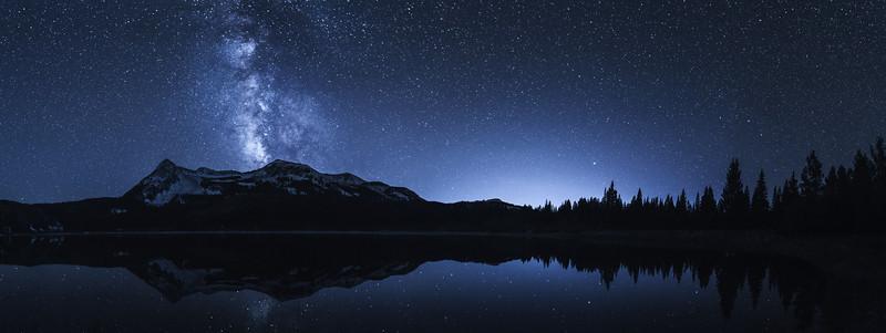 Lost Lake Pano