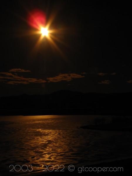 """Chatfield Sunset""<br /> Denver, Colorado"