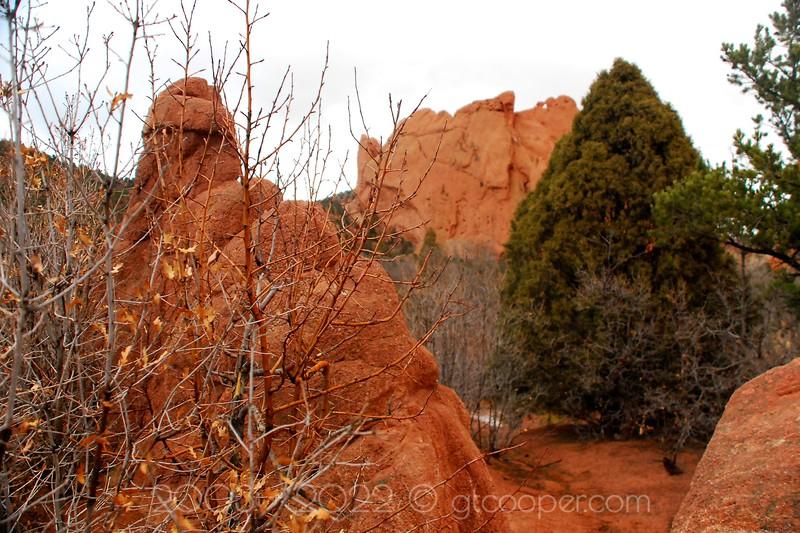 """Garden of the Gods""<br /> Colorado Springs, Colorado"