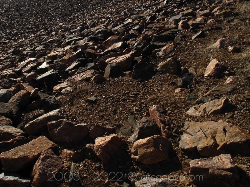 """Chatfield Rocks""<br /> Denver, Colorado"