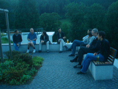 Evening Entertainment, Oberwolfach style