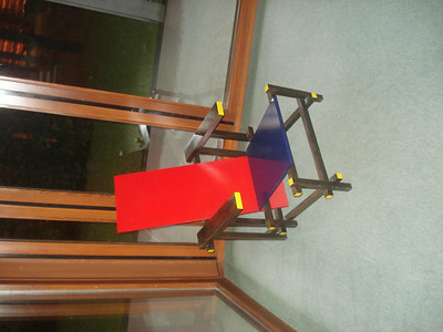 Library chair, Oberwolfach