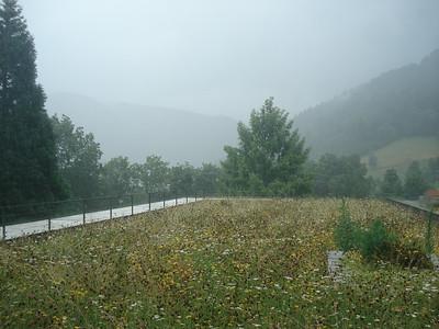 Fog over Schwarzwald