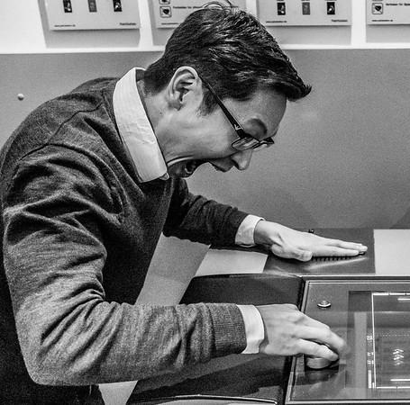Pain Station in Computerspielmuseum, Berlin