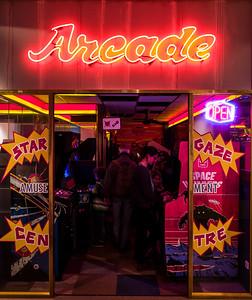 Arcades in Computerspielemuseum, Berlin