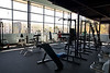 Fitness Center in the Fieldhouse/Gym