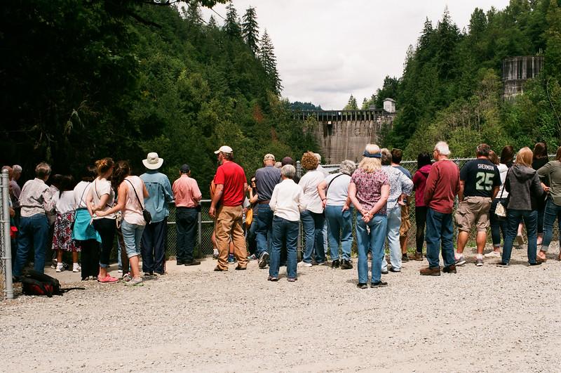 Lower Baker Dam