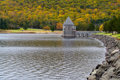 Saville Dam, Barkhamsted, CT