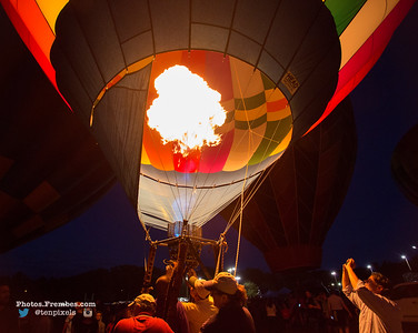 Plainville Fire Company Hot Air Balloon Festival