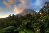 Arenal Volcano by Daylight