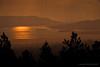 Rainy Sunset over Lake Arenal