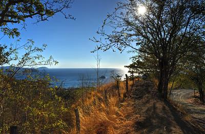 Monkey Trail, near Sardinal