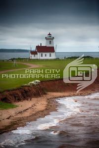 Lighthouse : Prince Edward Island