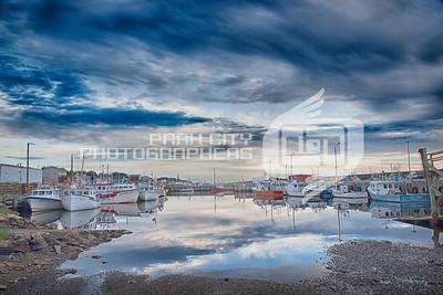 Cheticamp Harbor