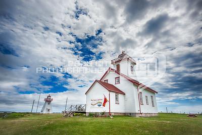Light House at Woods Island, PEI