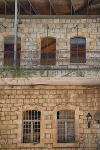 Windows and doors, Tzfat