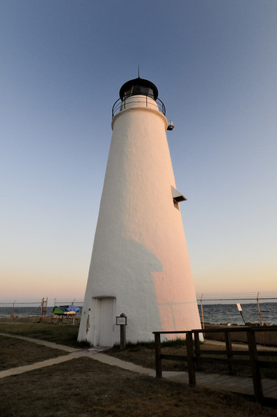 Cove Point Lighthouse in Lusby MD.