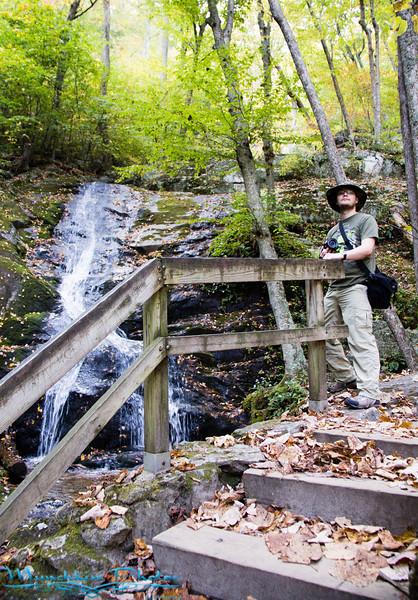 Jim looking adventure-y