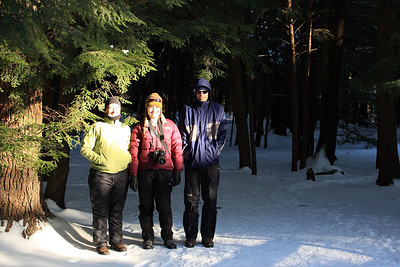 Cross Country Skiing 31-Jan-2009
