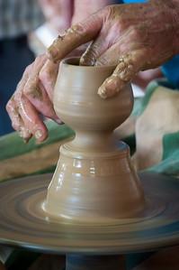 Potter's Hands - 2