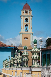 Bell Tower in Trinidad