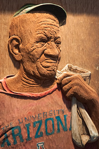 Wood Carving - Old Man