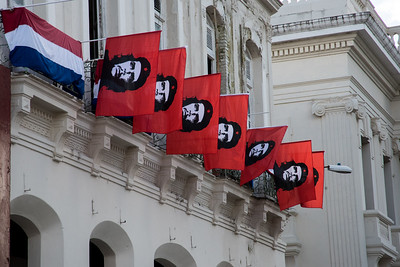 Banners of Che