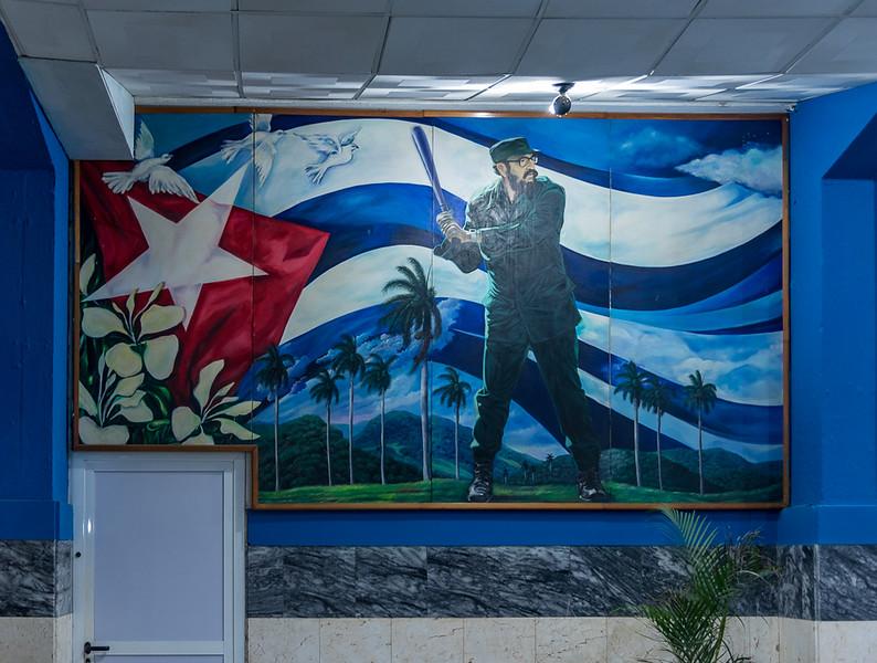 Fidel the Batter