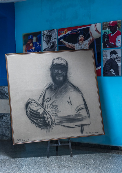 Fidel the Pitcher