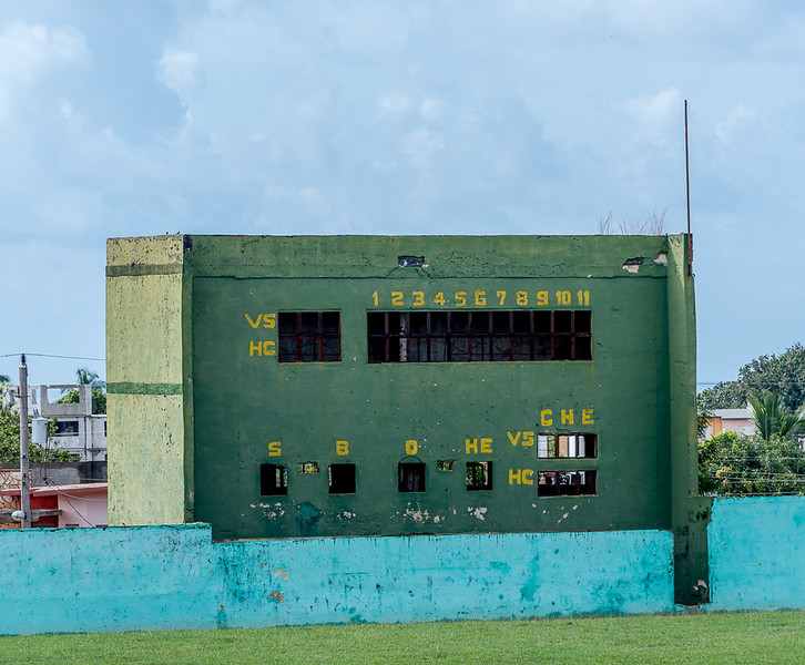 """The Green Monster"" of Cuba"