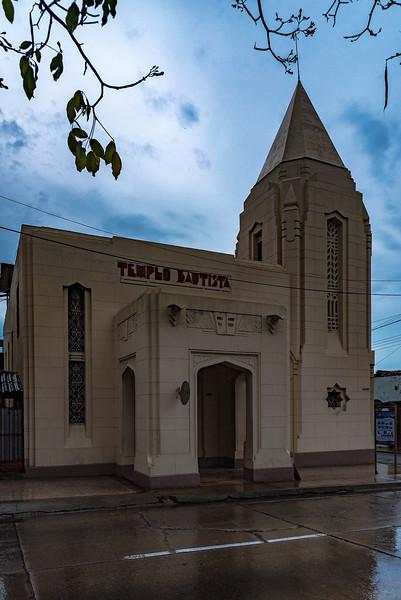 Temple Bastista