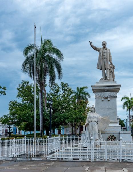 Statue of José Martí