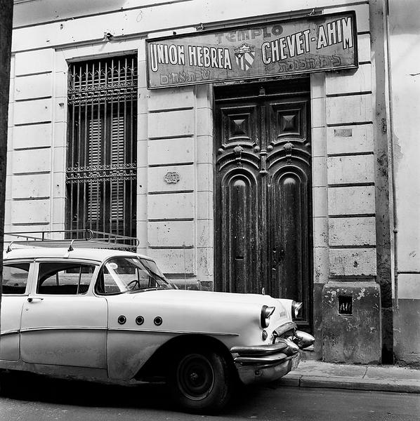 Union Hebre Cevet-Ahim, Havana Cuba