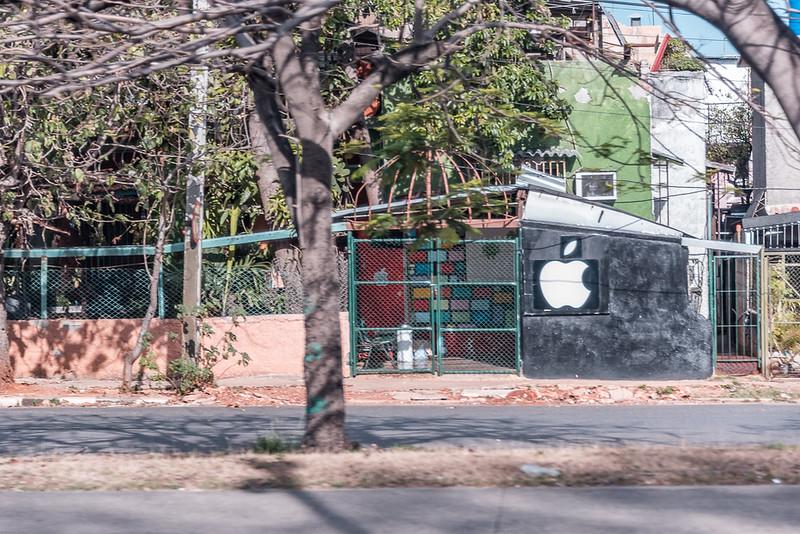 Apple Store ?