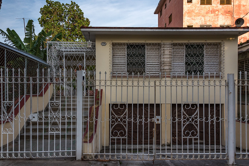 Nisia's Home - Havana Cuba