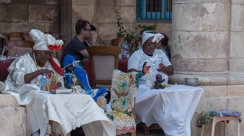 Fortune Tellers - Old Havana