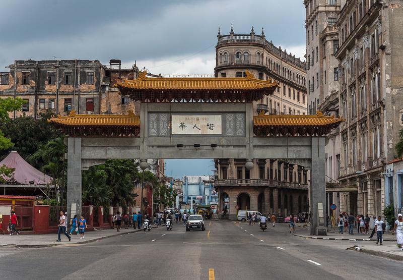 Chinatown - Barrio Chino de La Habana