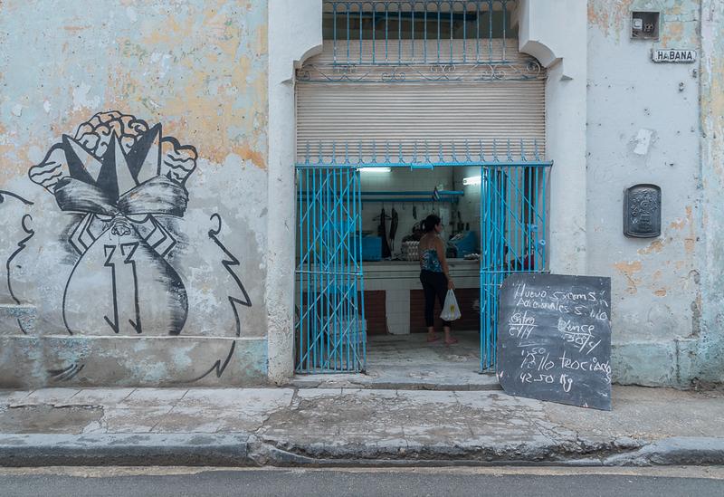 Bodega - Havana Cuba