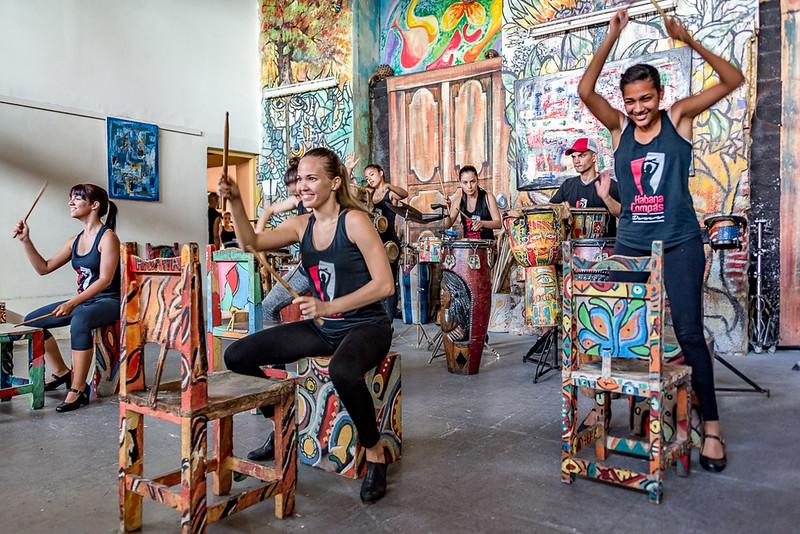 Havana Compass Dance Studio Dancers