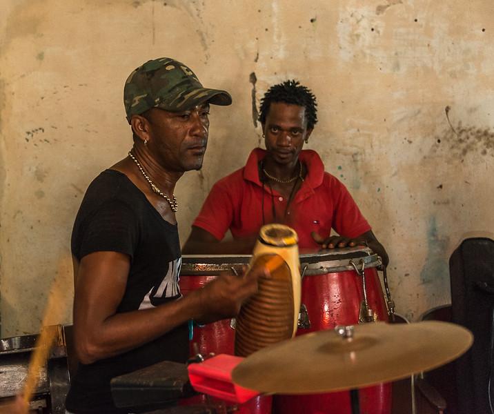 Jazz band rehearsal - Havana Cuba