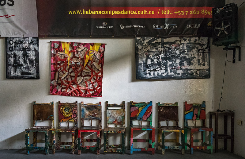 Havana Compass Dance Company - Stage