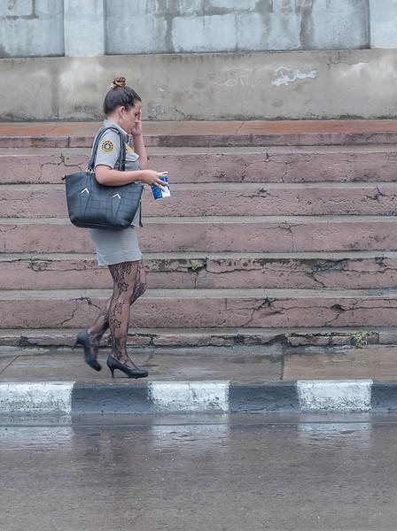 Stocking Craze in Cuba