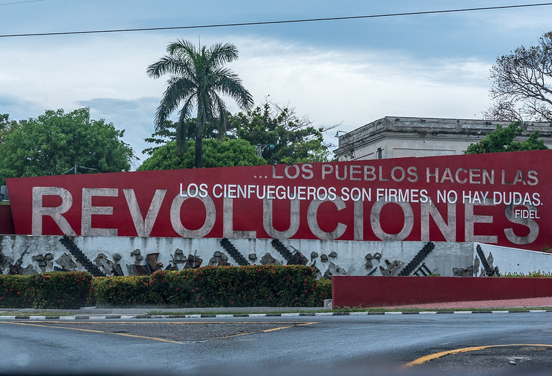 The Cienfuegos are Firm, There is No Doubt - Fidel