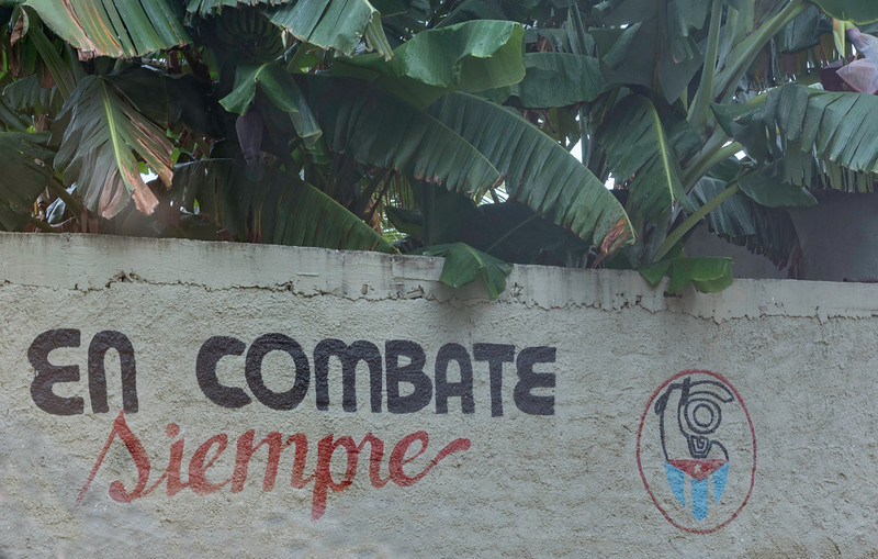 In Combat Always