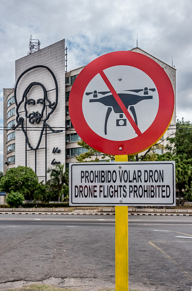 Drones Flights Prohibited