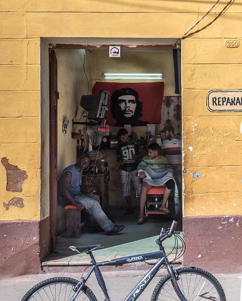 Che Guevara banner