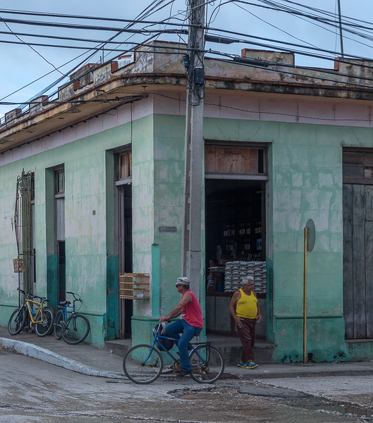 State Run / Ration Bodega , Trinidad Cuba